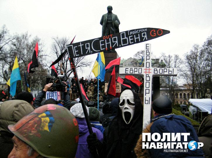У Порошенко обвинили Коломойского в организации Майдана и боятся, что Саакашвили продолжит бузу