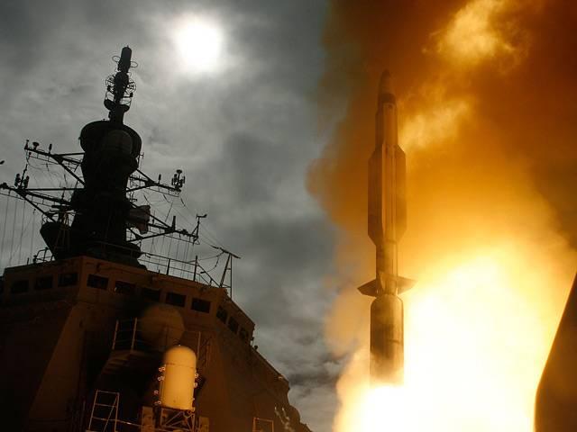 Второй запуск американской противоракеты SM-3 Block IIA закончился неудачей