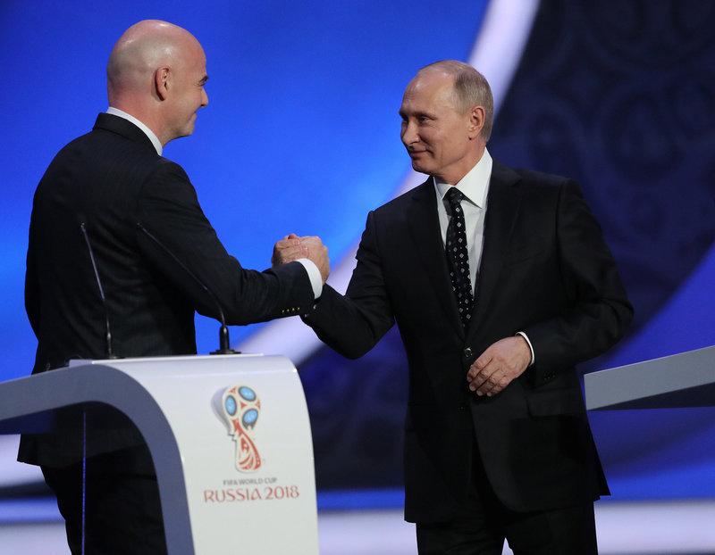 «Проверенным оружием» решила ударить ФИФА по российским футболистам