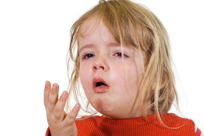 Быстрая помощь ребёнку при постоянном кашле