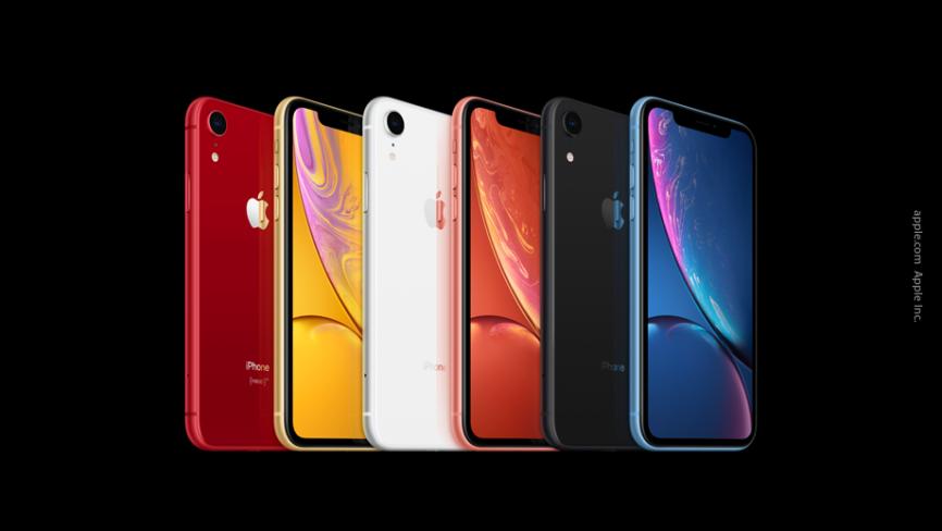 iPhone XR резко подешевел в России