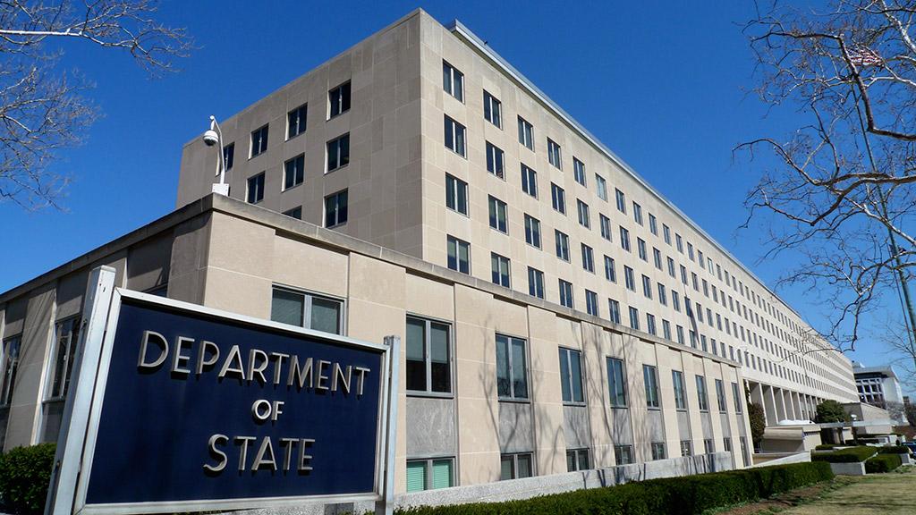 Госдеп отказался назвать военными преступлениями действия России в Сирии