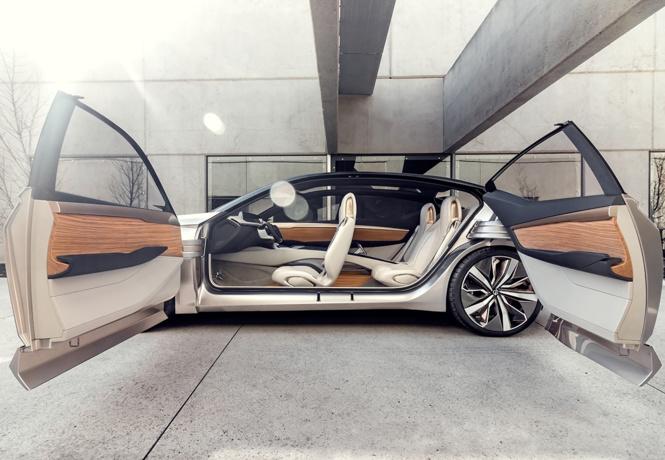 Так в ближайшие годы будут выглядеть новые модели Nissan