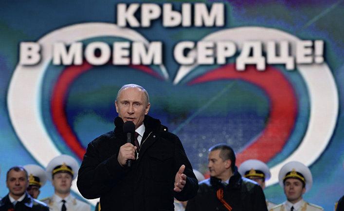 MTV.fi, Финляндия: Россия была вынуждена захватить Крым