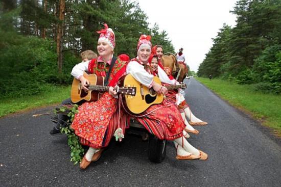 Эстонский остров Кихну, где живут одни женщины