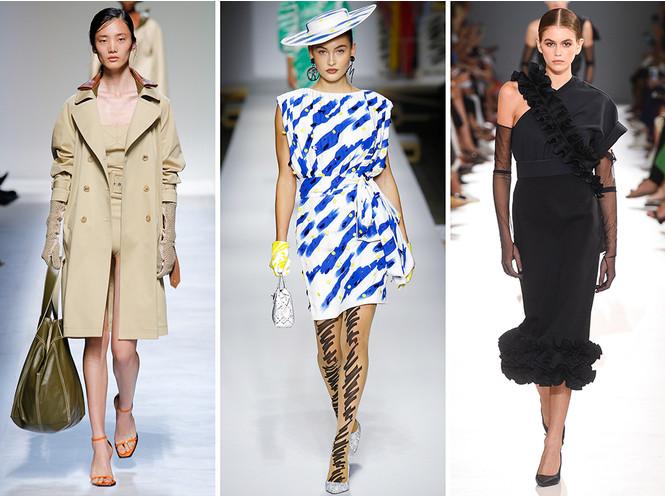 Это будет в моде  — 10 трендов весны и лета 2019 с Недели моды в Милане