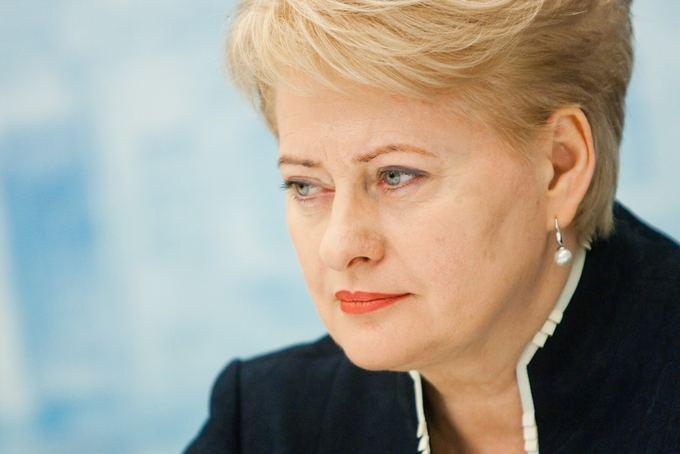 Грибаускайте мешает Литве и Беларуси сотрудничать
