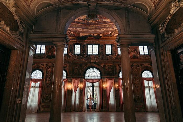Венеции - город искусства