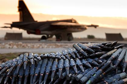 Источники американских СМИ заявили о переброске в Сирию штурмовиков Су-25