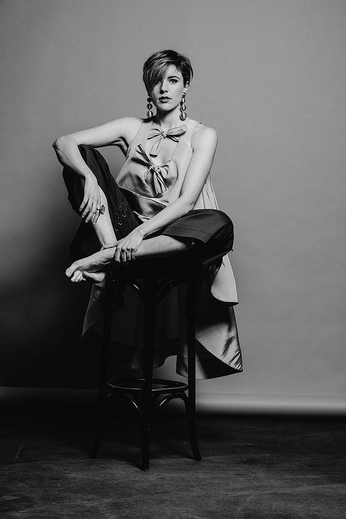Грета Гервиг  2015 - 2016