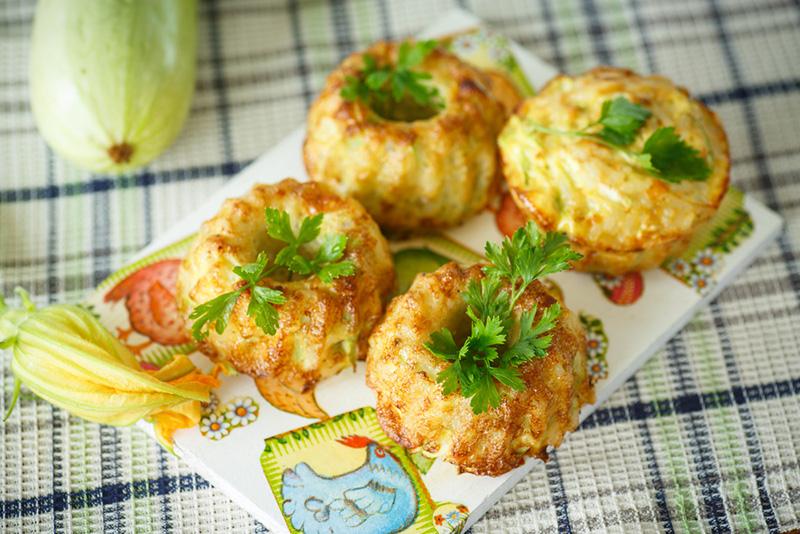 Капустные котлеты. Диетическое блюдо для завтрака, перекуса и прекрасной формы