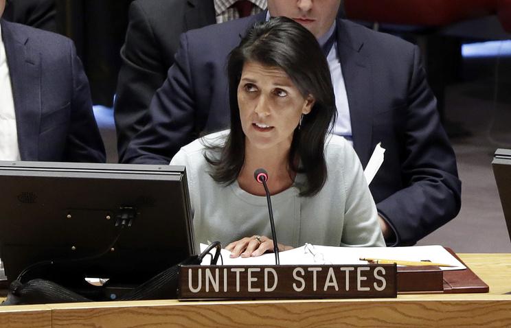 """Постпред США в ООН призвала """"никогда не доверять России"""""""