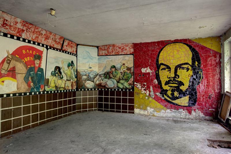 Призраки Советского прошлого