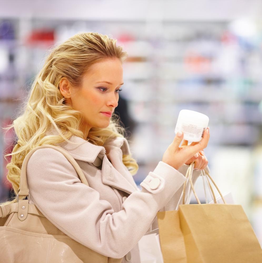 Прежде, чем покупать косметику в магазине