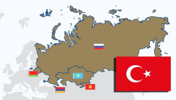Турция намерена подписать таможенное соглашение сЕАЭС