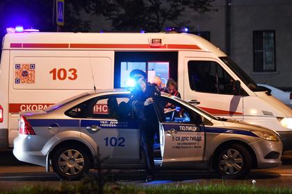 В центре Москвы автомобиль ФСБ насмерть сбил офицера Госавтоинспекции