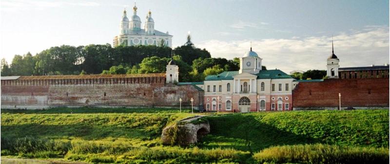 Смоленск недорогой отдых, поездки по России, путешествие, туризм
