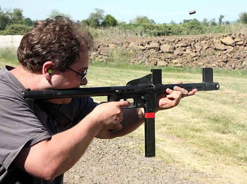 Пистолет-пулемет ERMA EMP 44…