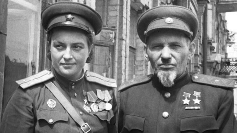 Самые крутые советские партизаны