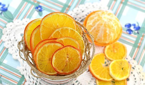 карамелизированые апельсины, лучше всяких конфет!