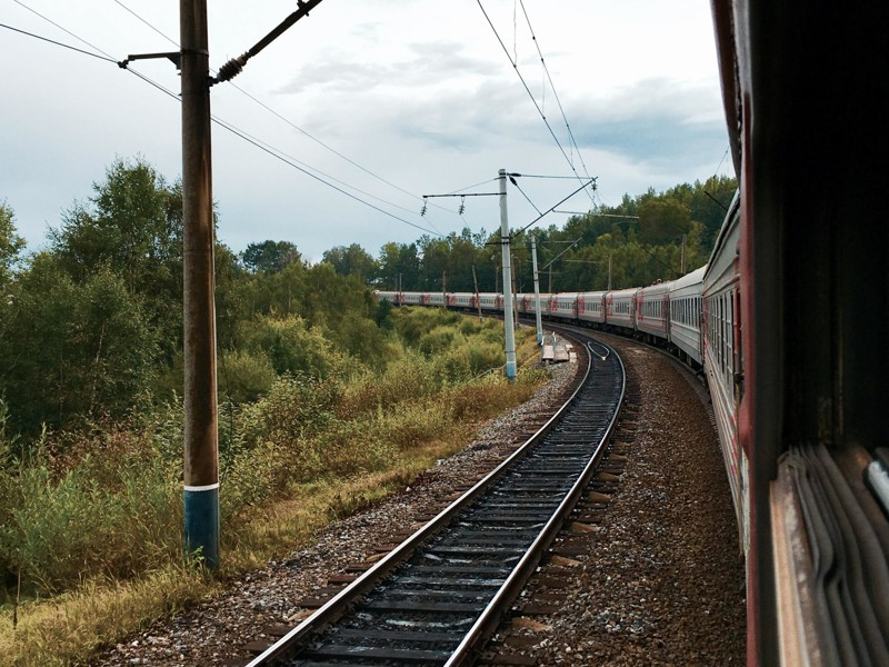 Транссибирский экспресс: взгляд иностранки на Россию, от Москвы до Владивостока