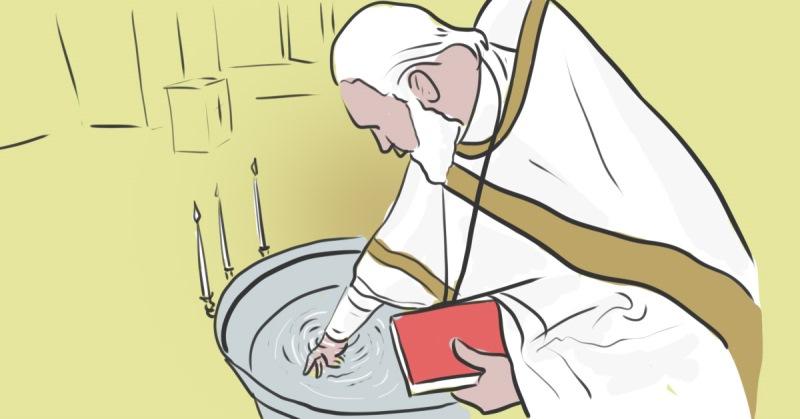 Что такое святая вода и можно ли ее получить в домашних условиях.