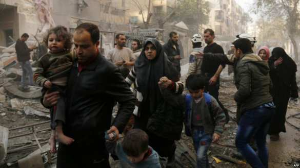 Сирийская армия освободила еще три квартала Алеппо, у террористов осталось 10 кв. километров города — Минобороны