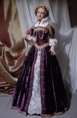 Некоторые лица и образы своих кукол мастер из Ивановской области Алёна Абрамова придумывает сама. А иногда Алёна создаёт свои творения по образу и подобию живых людей. Получается невероятно!