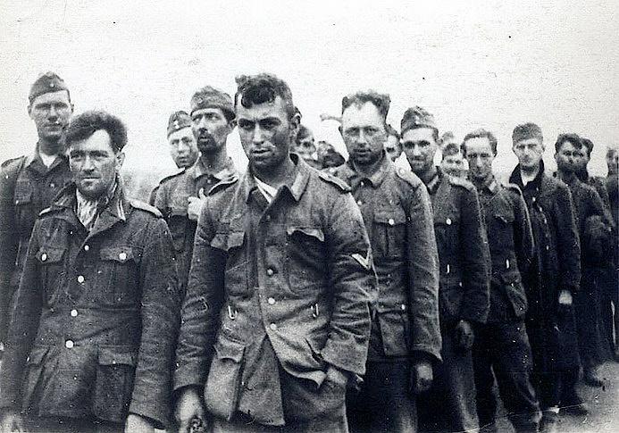 В чем обвиняли немцы Красную Армию на Великой Отечественной