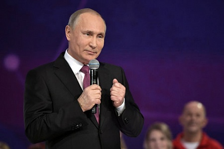 Путин не смог удивить Запад