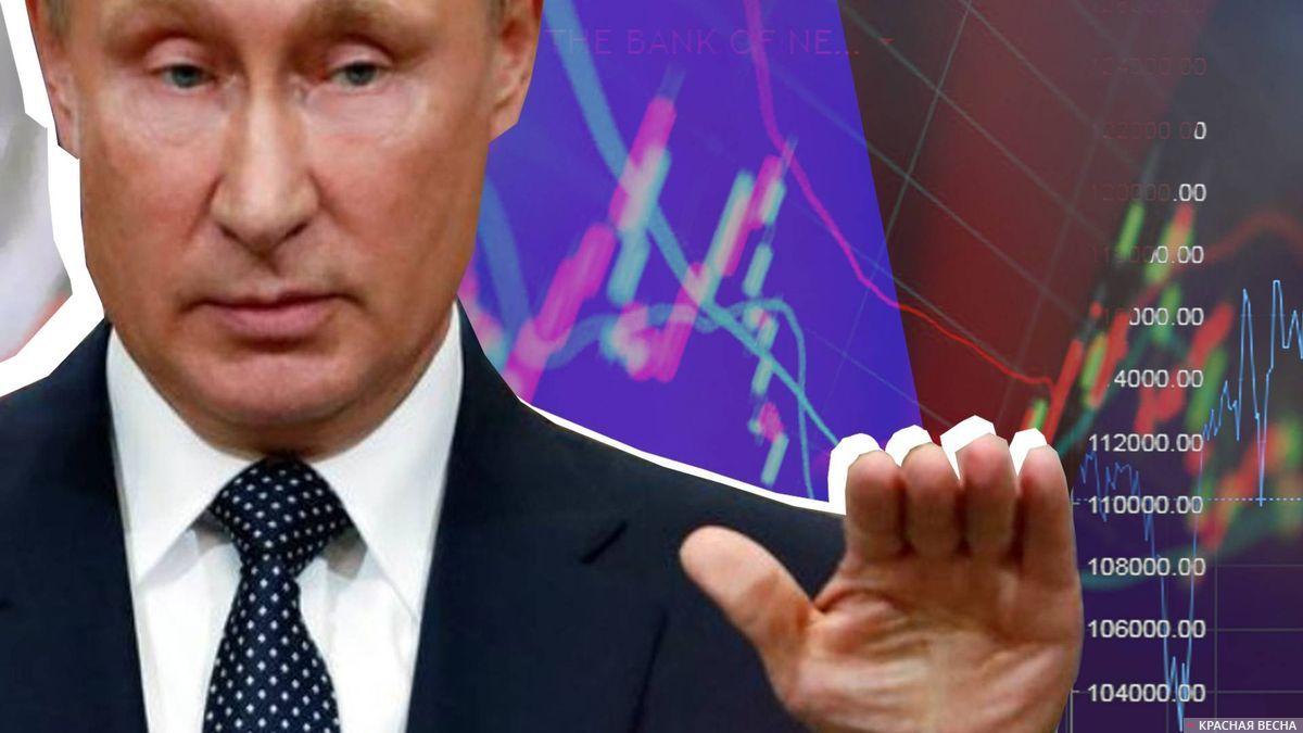 Путин: вложения России в бри…