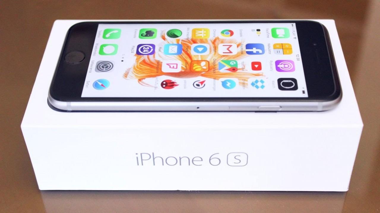 Apple признала брак в аккумуляторах iPhone 6s