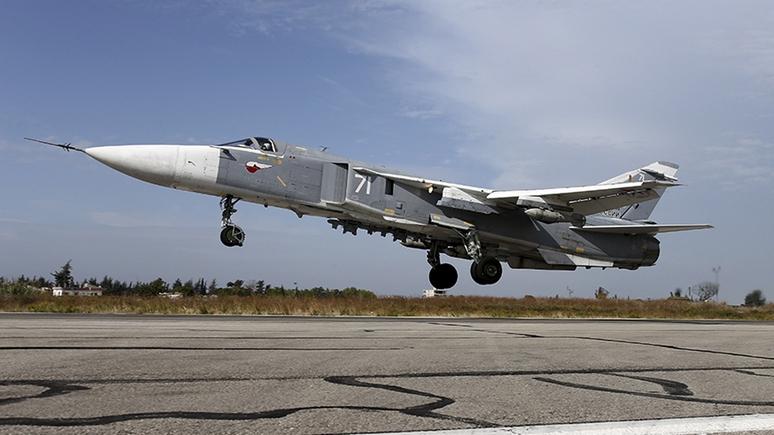 В США возмущены: российские самолеты не уступают американским дорогу в сирийском небе