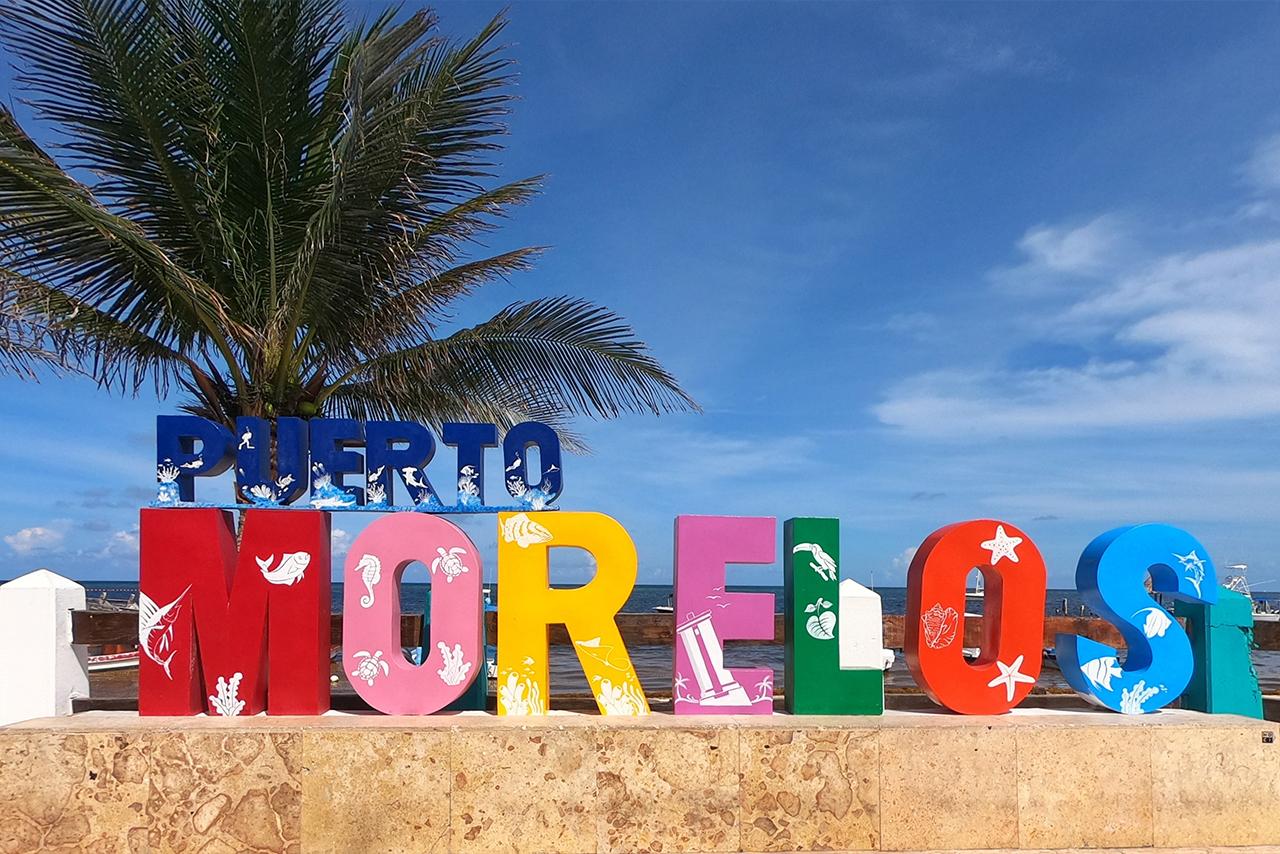 Тихий пляжный отдых на мексиканских Карибах