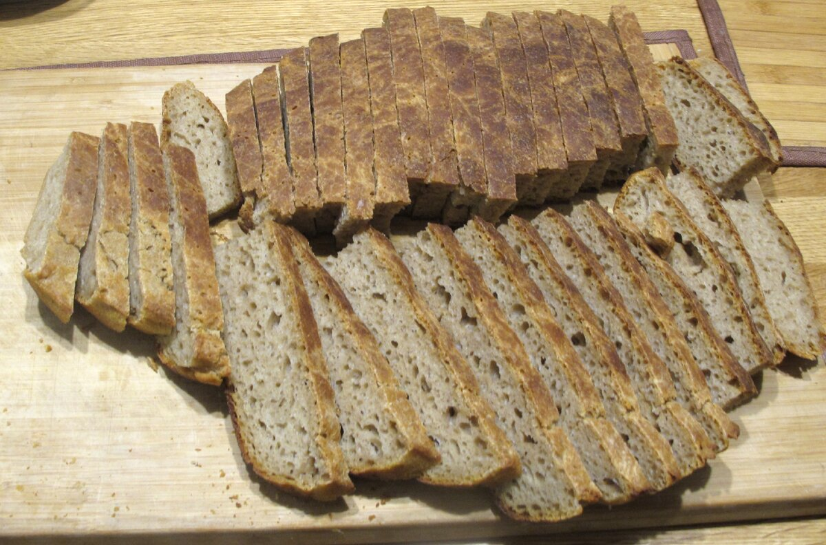 Хлеб всегда будет свежим. Лучший способ хранения хлеба