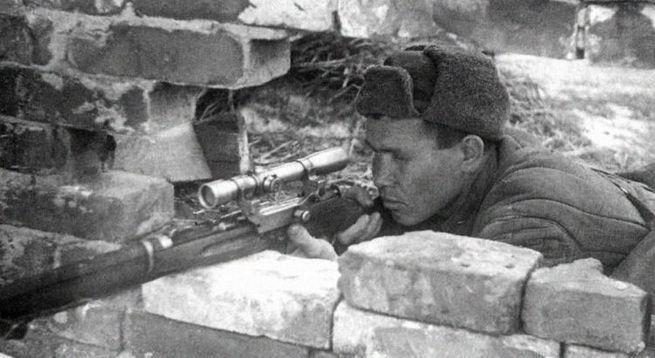 Почему немцы боялись снайперских дуэлей на Великой Отечественной