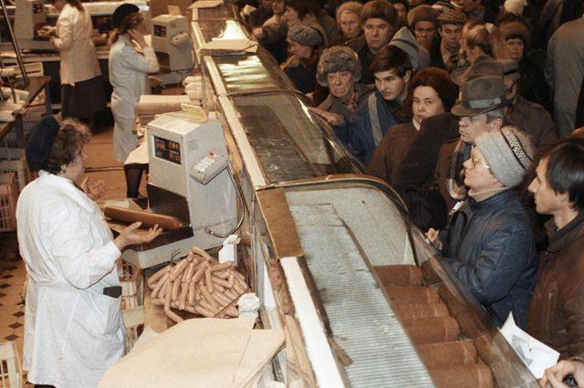 Килька, крабы и серые макароны. Какие продукты давали «в нагрузку» в СССР