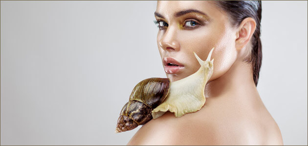 Улиткотерапия в косметологии: омоложение кожи слизью улиток