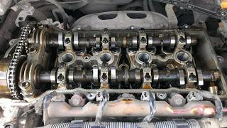Вред от промывок двигателя