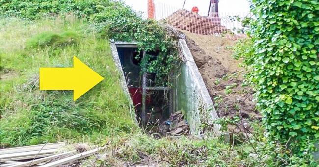 Впечатляющее перевоплощение — девушка купила старый бункер и сотворила с ним невероятное