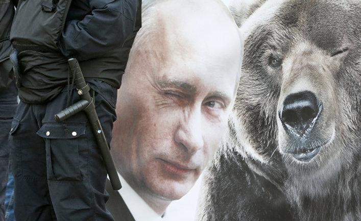 Русский медведь наглеет (The Washington Post, США)