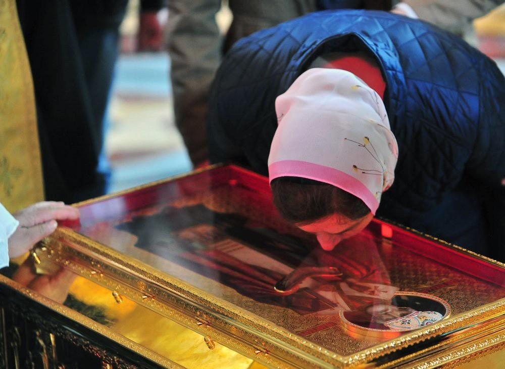 Святой Чудотворец Николай, моли Бога о России!