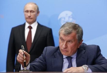 «Чистильщик» Путина Сечин объявил войну олигарху.