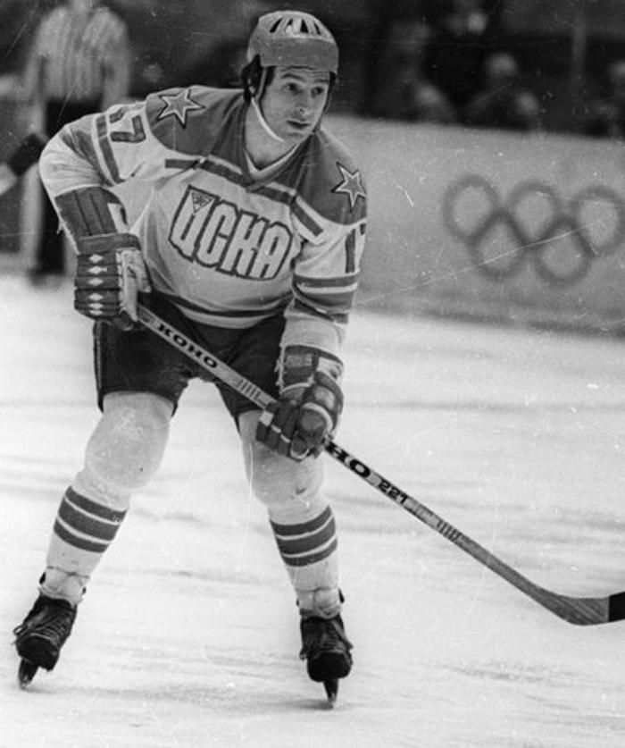 3 гола Валерия Харламова, которые вошли в историю мирового хоккея. На это можно смотреть вечно!