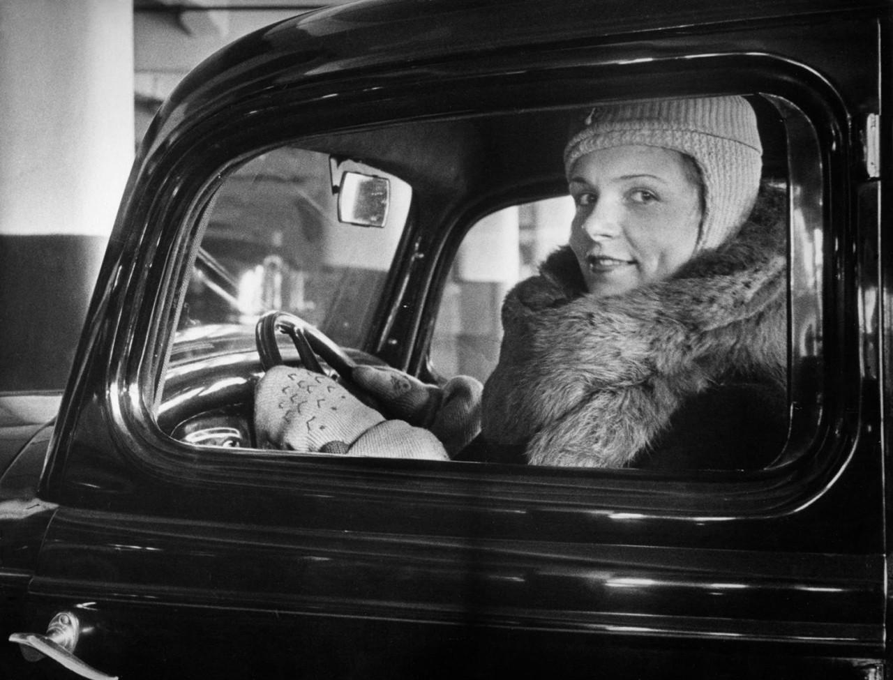 Женщины в СССР: лица, на которые приятно посмотреть!