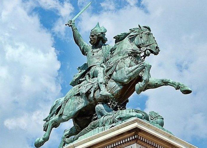 Враг Рима: Верцингеторикс./фото: listverse.com