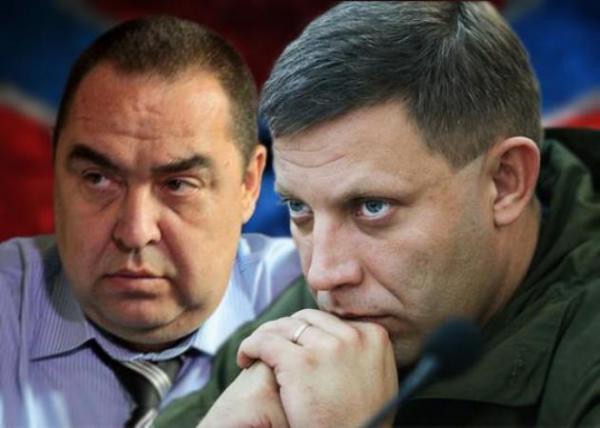 Захарченко и Плотницкий в Крыму сделали серьезное заявление