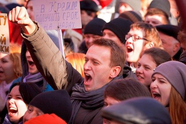 Противники Майдана обещают не допустить незаконного шествия Навального в Москве