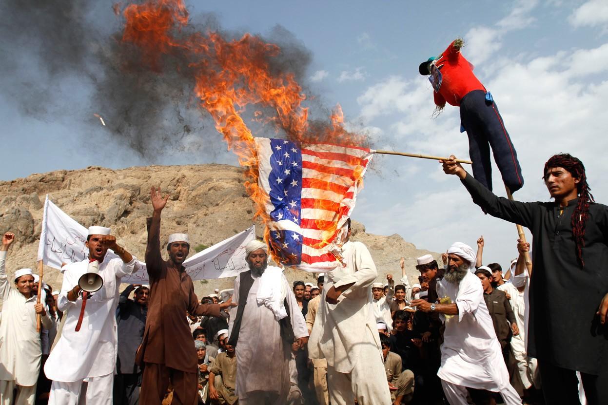 Полюбившиеся грабли: зачем США увеличивают контингент в Афганистане