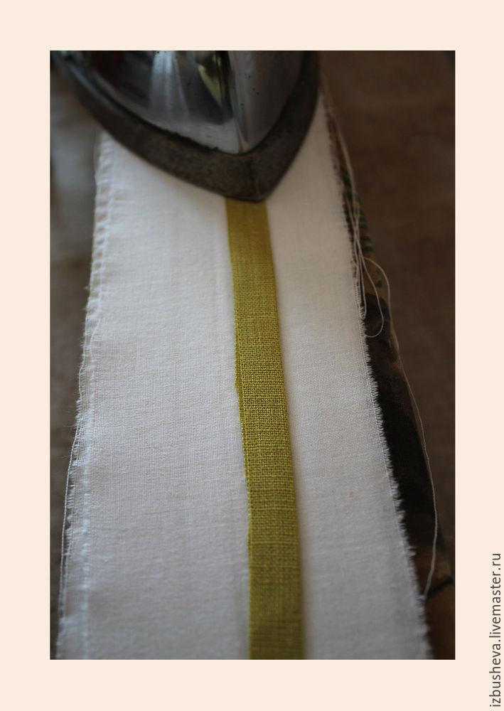 шнур с кистями
